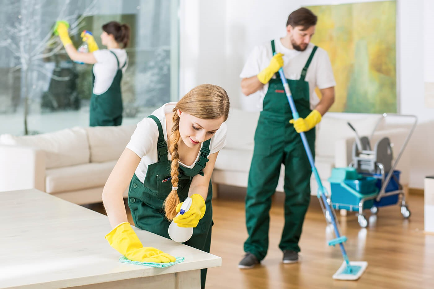 Achieving The Perfect End Of Lease Cleaning In Parramatta