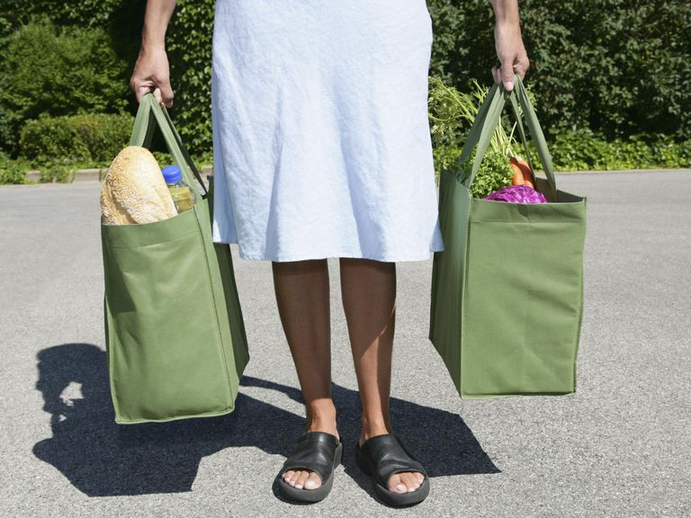 Promote Your Brand With Reusable Grocery Bags