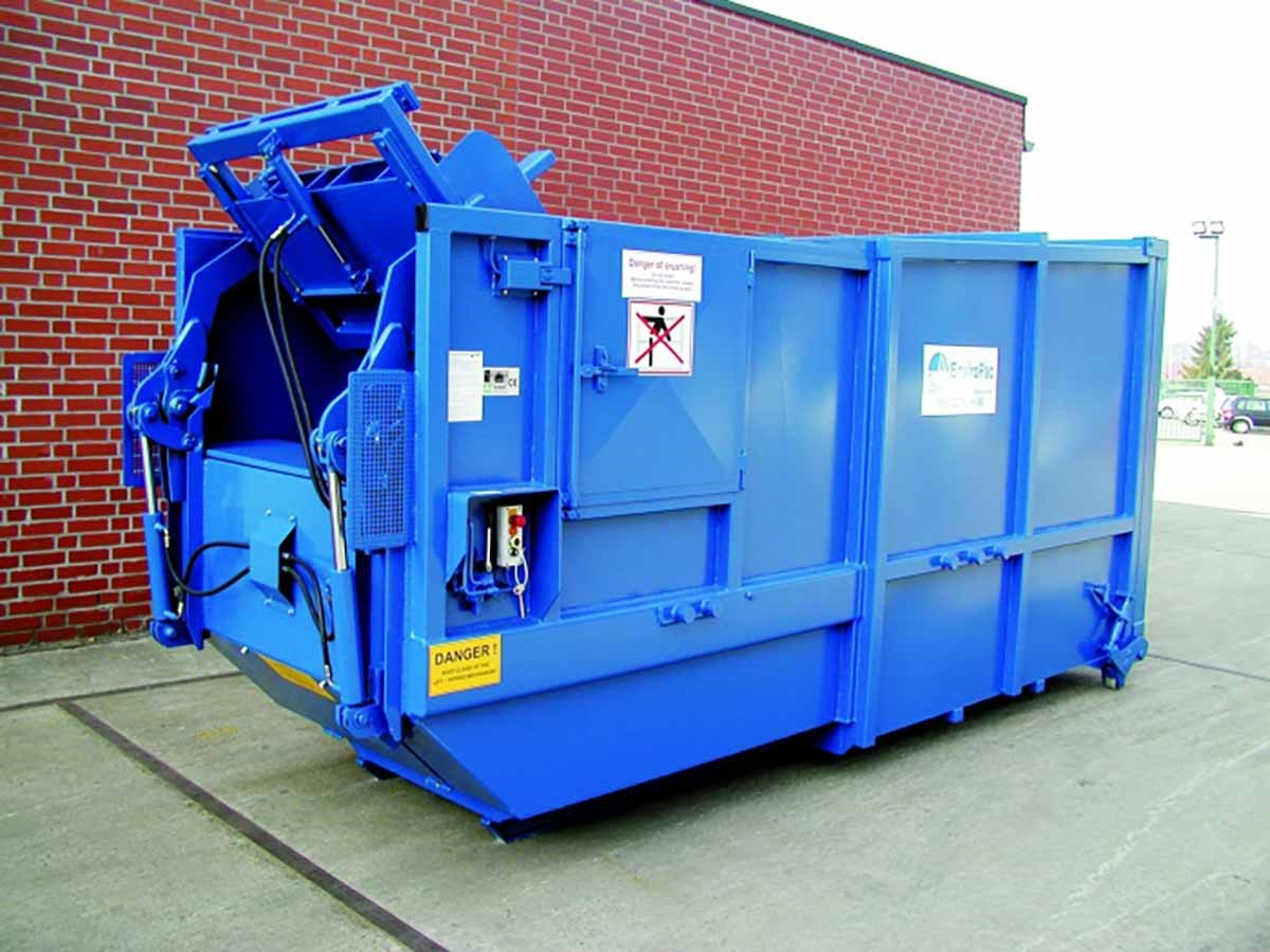 Why Efficient Commercial Garbage Compactors Can Be An Effective Choice?